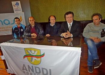 Conf. Imprensa 1.º Campeonato Europeu de Andebol para Atletas com Deficiência Intelectual