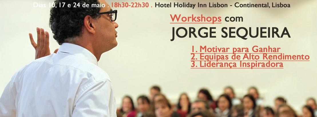 Workshops Brava Experience nos dias 10, 17 e 24 de Maio em Lisboa