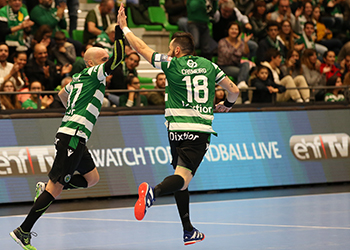 Bjerringbro-Silkeborg : Sporting CP - Velux EHF Champions League - Foto: PhotoReport.In