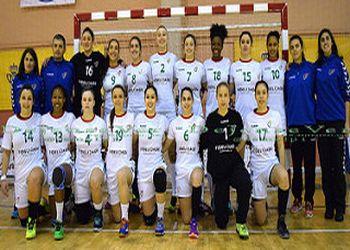 Juniores A Femininas 2015-2016