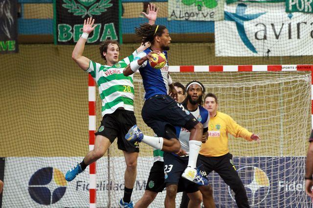 Sporting CP - FC Porto Vitalis - final da Taça de Portugal 2012/13 - foto: A Bola