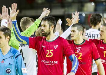 Tiago Rocha (capitão da seleção A)