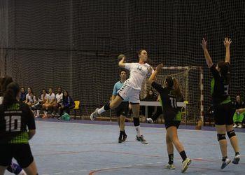 Selecção Nacional Juniores B Femininas - DAC - Kakygaia - foto: António Oliveira