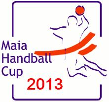 Logo Maia Handball Cup 2013