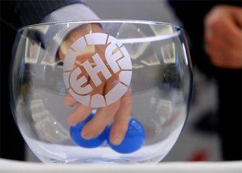 sorteio EHF