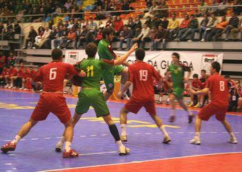 José Rolo - Geórgia : Portugal - qualificação Wch Sub21 masculinos