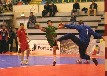 João Pais - Geórgia : Portugal - qualificação Wch Sub21 masculinos