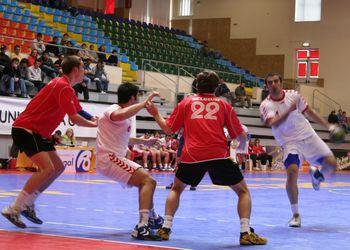 Turquia : Bélgica - qualificação Wch Sub21 masculinos na Guarda