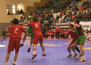 Fábio Magalhães - Geórgia : Portugal - qualificação Wch Sub21 masculinos