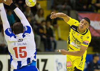 Campeonato Andebol 1 - ABC UMinho x FC Porto - Fase Final - Grupo A - 2ª Jornada - 2