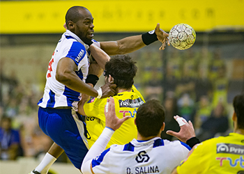Campeonato Andebol 1 - ABC UMinho x FC Porto - Fase Final - Grupo A - 2ª Jornada - 3