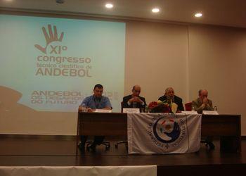 XI Congresso Técnico Científico 2014 - sessão de abertura