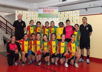 AREPA - vice-campeão Encontro Nacional Minis Femininos 2011/12