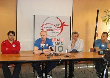 Conferência de Imprensa Portugal : França