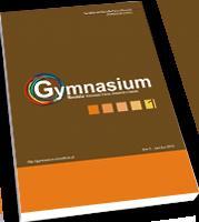 Capa e-Revista Gymnasium