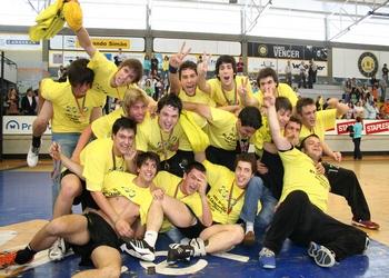 ABC Braga Andebol Sad Campeão Nacional 1ª Divisão Juvenis Masculinos