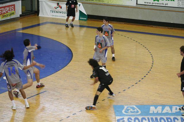 Fase Final CN 1ª Divisão Juvenis Masculinos - Belenenses : Espinho 23