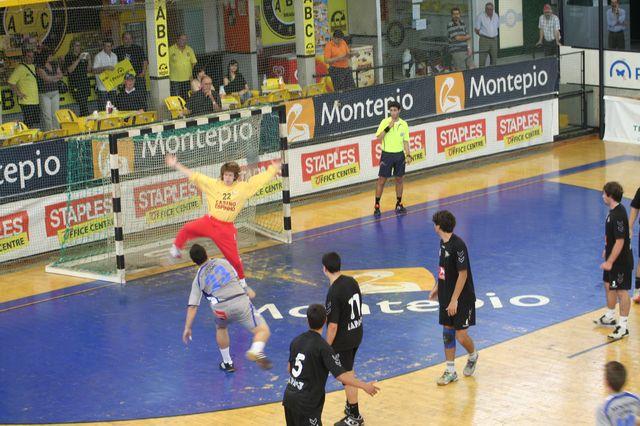 Fase Final CN 1ª Divisão Juvenis Masculinos - Belenenses : Espinho 46