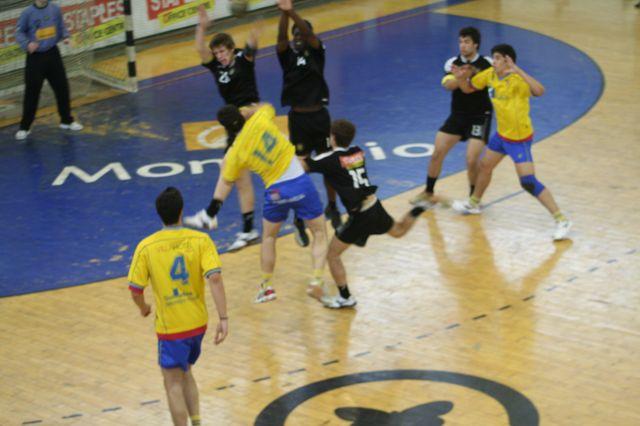 Fase Final CN 1ª Divisão Juvenis Masculinos - DF Holanda : ABC 6