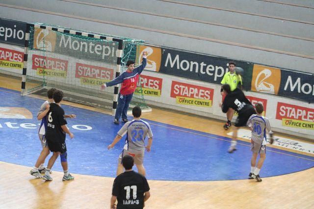Fase Final CN 1ª Divisão Juvenis Masculinos - Belenenses : Espinho 42