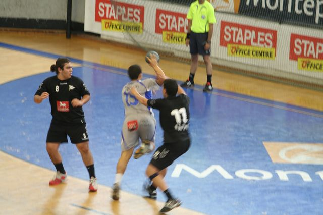 Fase Final CN 1ª Divisão Juvenis Masculinos - Belenenses : Espinho 31