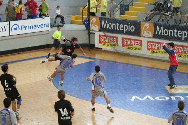 Fase Final CN 1ª Divisão Juvenis Masculinos - Belenenses : Espinho 60