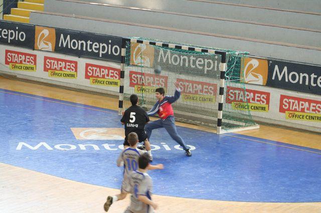 Fase Final CN 1ª Divisão Juvenis Masculinos - Belenenses : Espinho 39