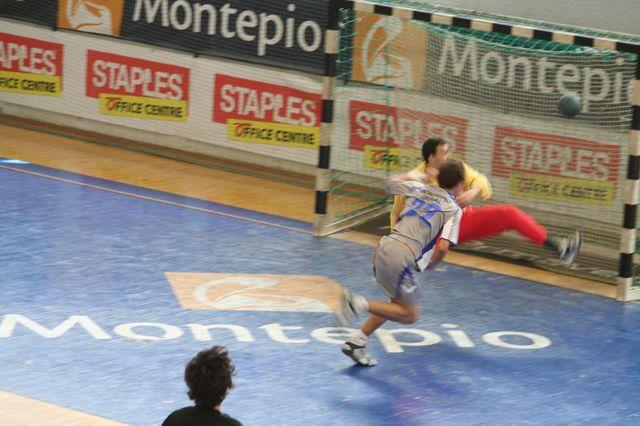 Fase Final CN 1ª Divisão Juvenis Masculinos - Belenenses : Espinho 14