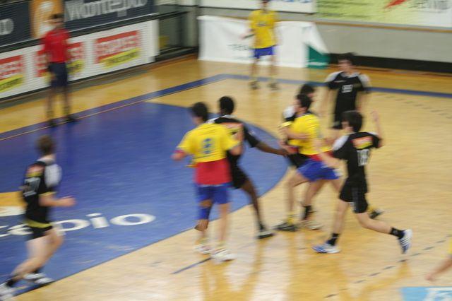 Fase Final CN 1ª Divisão Juvenis Masculinos - DF Holanda : ABC 21