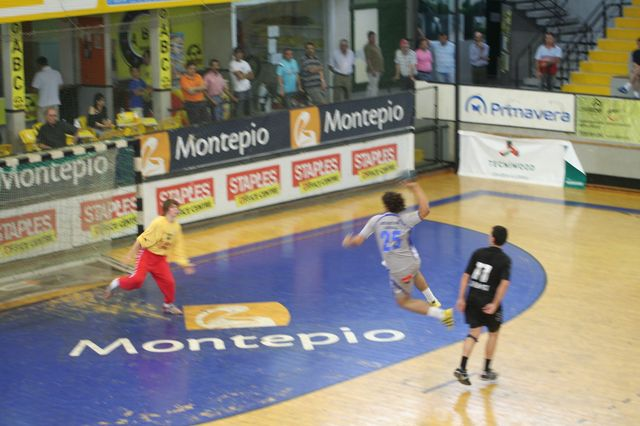 Fase Final CN 1ª Divisão Juvenis Masculinos - Belenenses : Espinho 52
