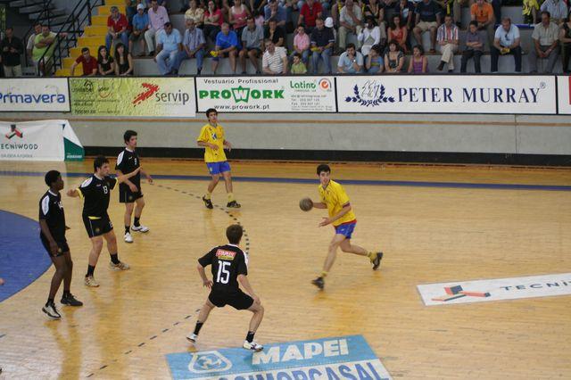 Fase Final CN 1ª Divisão Juvenis Masculinos - DF Holanda : ABC 30