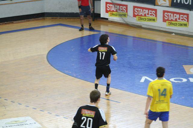 Fase Final CN 1ª Divisão Juvenis Masculinos - DF Holanda : ABC 19