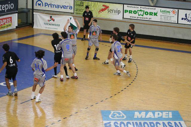 Fase Final CN 1ª Divisão Juvenis Masculinos - Belenenses : Espinho 3