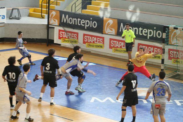 Fase Final CN 1ª Divisão Juvenis Masculinos - Belenenses : Espinho 7