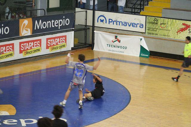 Fase Final CN 1ª Divisão Juvenis Masculinos - Belenenses : Espinho 9