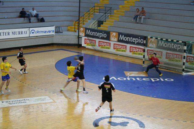 Fase Final CN 1ª Divisão Juvenis Masculinos - DF Holanda : ABC 36