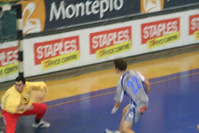 Fase Final CN 1ª Divisão Juvenis Masculinos - Belenenses : Espinho 35