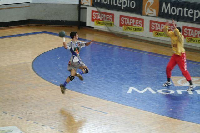 Fase Final CN 1ª Divisão Juvenis Masculinos - Belenenses : Espinho 28