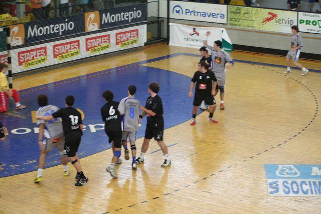 Fase Final CN 1ª Divisão Juvenis Masculinos - Belenenses : Espinho 55