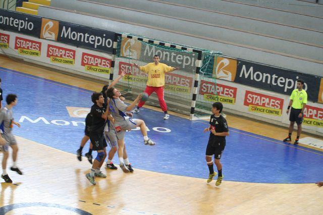 Fase Final CN 1ª Divisão Juvenis Masculinos - Belenenses : Espinho 21