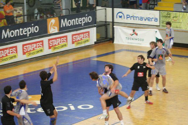 Fase Final CN 1ª Divisão Juvenis Masculinos - Belenenses : Espinho 44