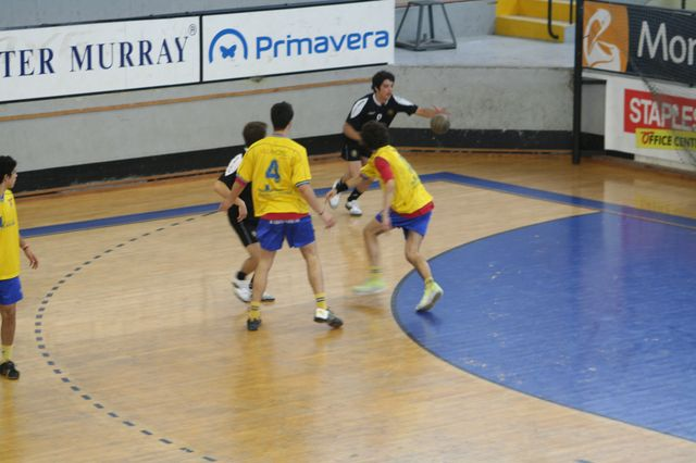 Fase Final CN 1ª Divisão Juvenis Masculinos - DF Holanda : ABC 1