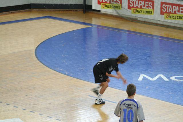 Fase Final CN 1ª Divisão Juvenis Masculinos - Belenenses : Espinho 49