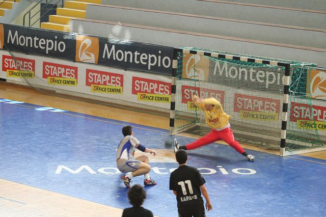 Fase Final CN 1ª Divisão Juvenis Masculinos - Belenenses : Espinho 11