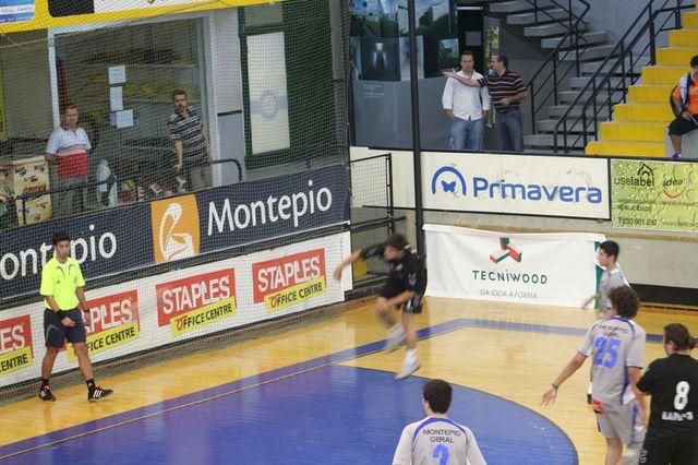 Fase Final CN 1ª Divisão Juvenis Masculinos - Belenenses : Espinho 32