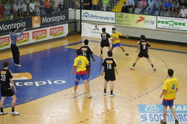 Fase Final CN 1ª Divisão Juvenis Masculinos - DF Holanda : ABC 9
