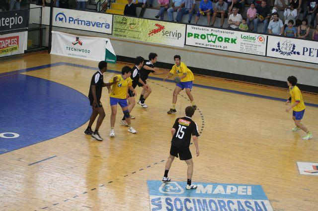 Fase Final CN 1ª Divisão Juvenis Masculinos - DF Holanda : ABC 15