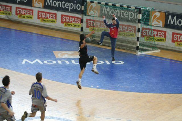 Fase Final CN 1ª Divisão Juvenis Masculinos - Belenenses : Espinho 37