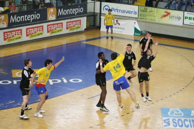 Fase Final CN 1ª Divisão Juvenis Masculinos - DF Holanda : ABC 13