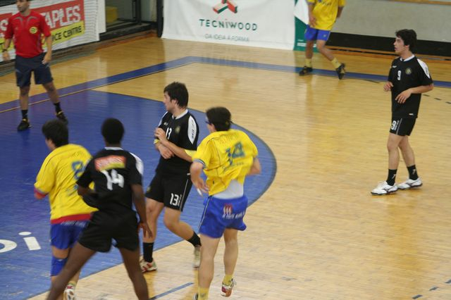Fase Final CN 1ª Divisão Juvenis Masculinos - DF Holanda : ABC 26